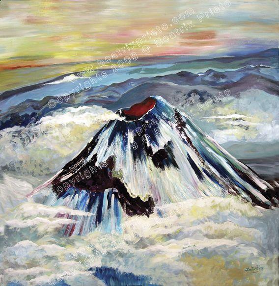Volcán Blanco
