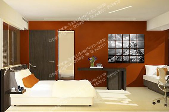 Recámara Hotel 2