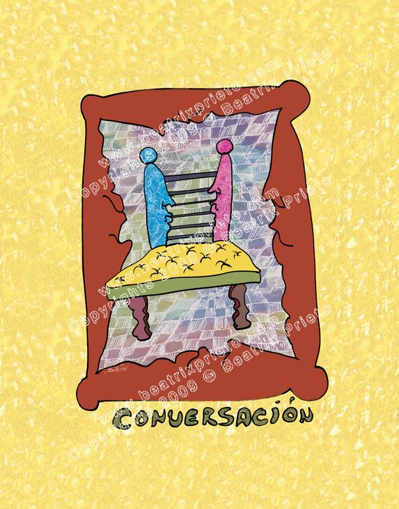 12.- Conversación / Conversation
