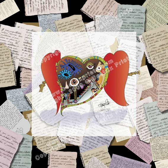 13.- Maquinaria del Corazón / Heart Machine