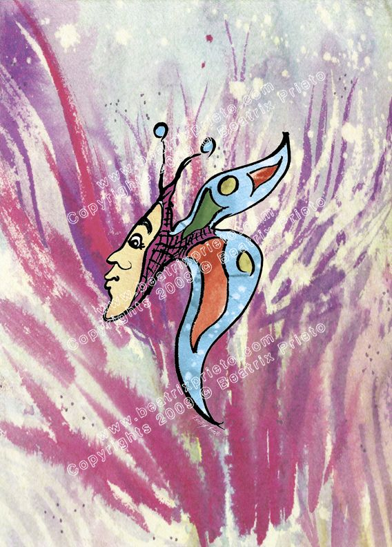 37.- Pez Mariposa / Butterfly-fish