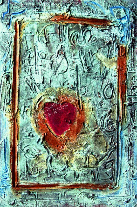 Corazón Oxido / Oxide Heart