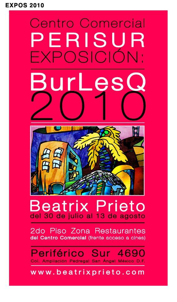 EXPO BurLesQ 2010 PERISUR